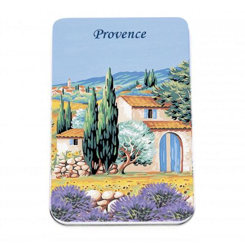 Naturseife 6x25 g Tin Box Provence 1
