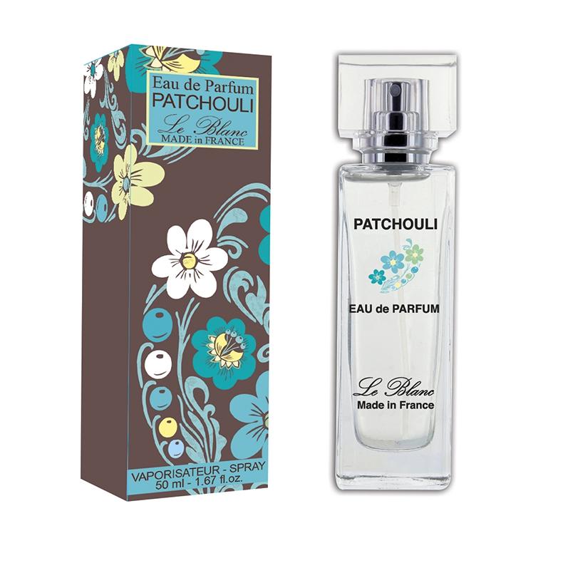 Eau de Parfum 47 ml Le Blanc Patchouli
