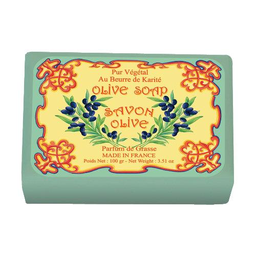 Naturseife 100 g Illustré  Olive
