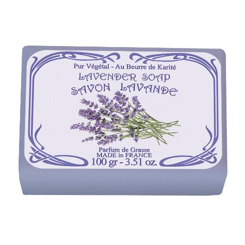 Naturseife 100 g Illustré  Lavendel