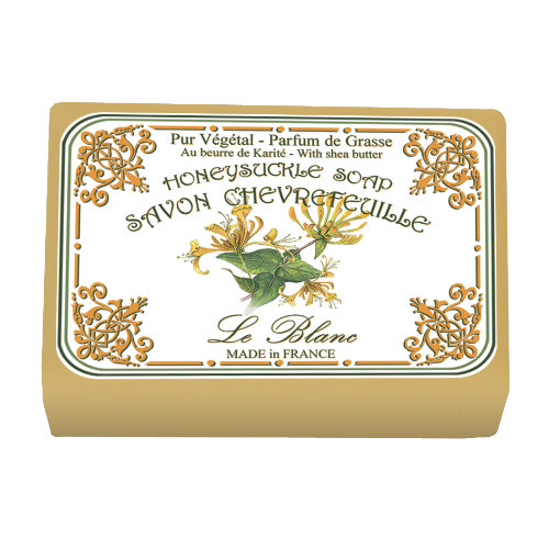 Naturseife 100 g Illustré Honeysuckle