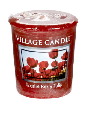Votive 57 g Scarlet Berry Tulip