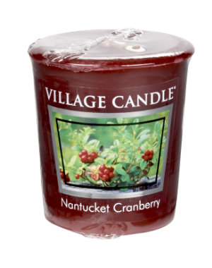 Votive 57 g Nantucket Cranberry