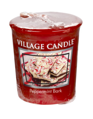 Votive 57 g Peppermint Bark