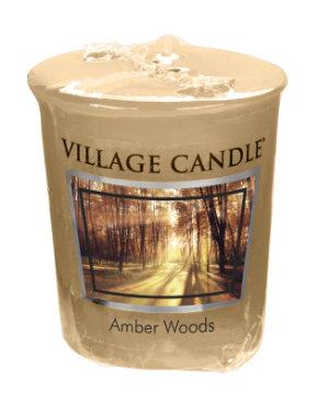 Votive 57 g Amber Woods