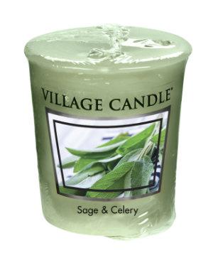 Votive 57 g Sage & Celery