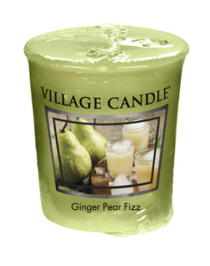 Votive 57 g Ginger Pear Fizz