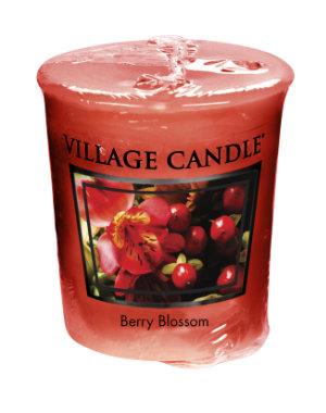 Votive 57 g Berry Blossom