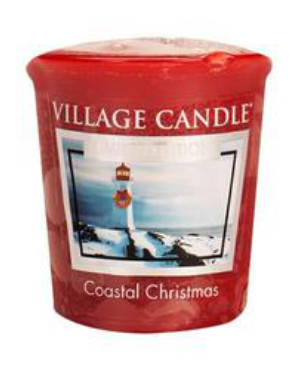 Votive 57 g Coastal Christmas