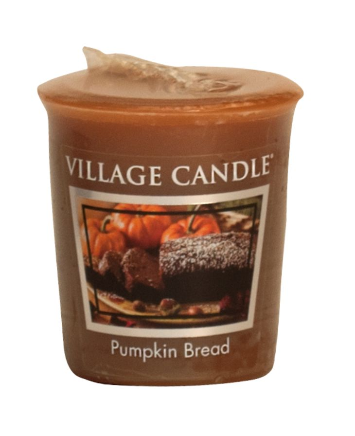 Votive 57 g Pumpkin Bread