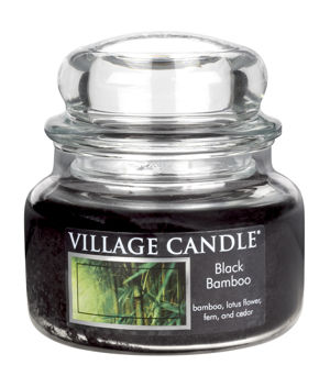 Jar Small 254 g Black Bamboo