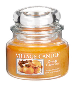 Jar Small 254 g Orange Cinnamon