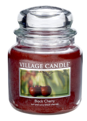 Jar Medium 411 g Black Cherry