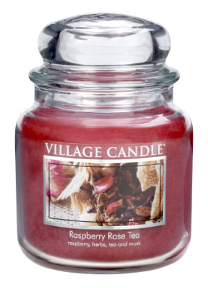 Jar Medium 411 g Raspberry Rose Tea