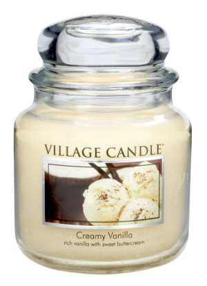 Jar Medium 411 g Creamy Vanilla