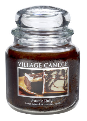 Jar Medium 411 g Brownie Delight
