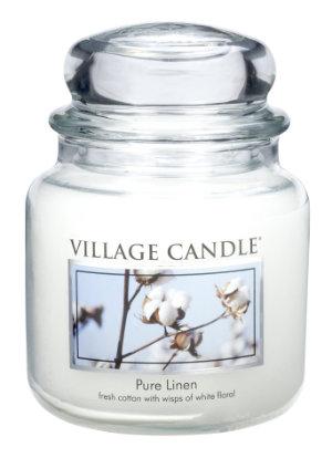 Jar Medium 411 g Pure Linen