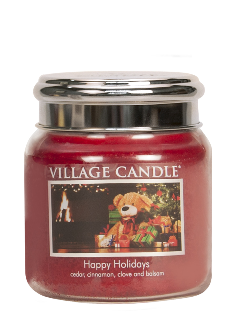 Tradition Jar Medium 411 g Happy Holidays