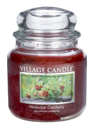 Jar Medium 411 g Nantucket Cranberry