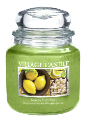 Jar Medium 411 g Lemon Pistachio
