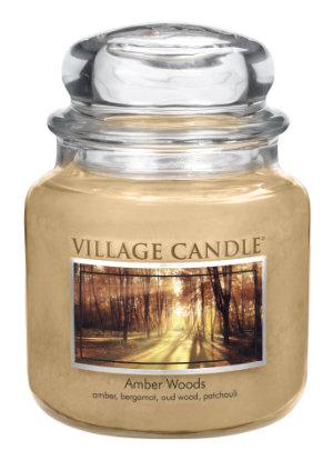 Jar Medium 389 g Amber Woods