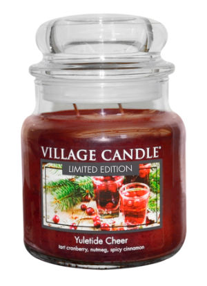 Jar Medium 411 g Yuletide Cheer
