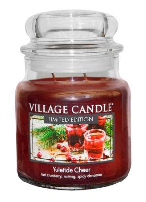 Jar Medium 389 g Yuletide Cheer