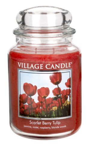 Tradition Jar Large 626 g Scarlett Berry Tulip