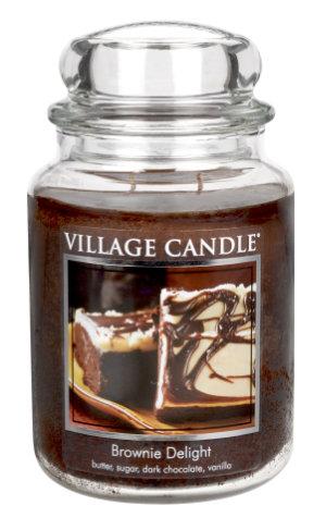 Jar Large 626 g Brownie Delight