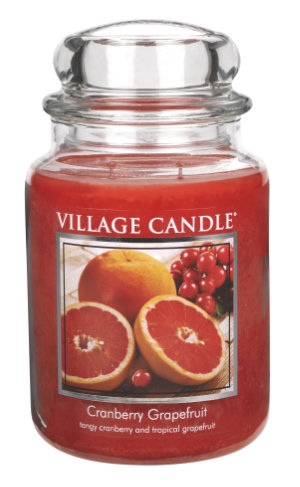 Jar Large 626 g Cranberry Grapefruit