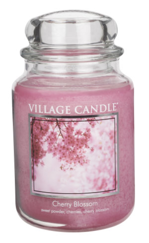 Jar Large 626 g Cherry Blossom