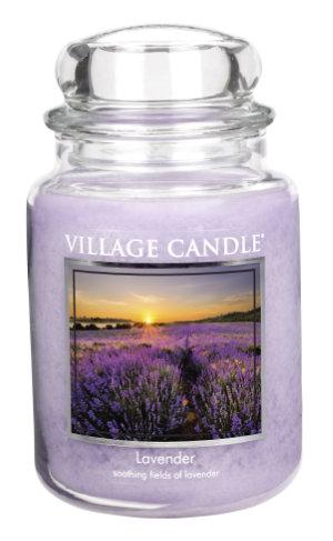 Jar Large 626 g Lavender