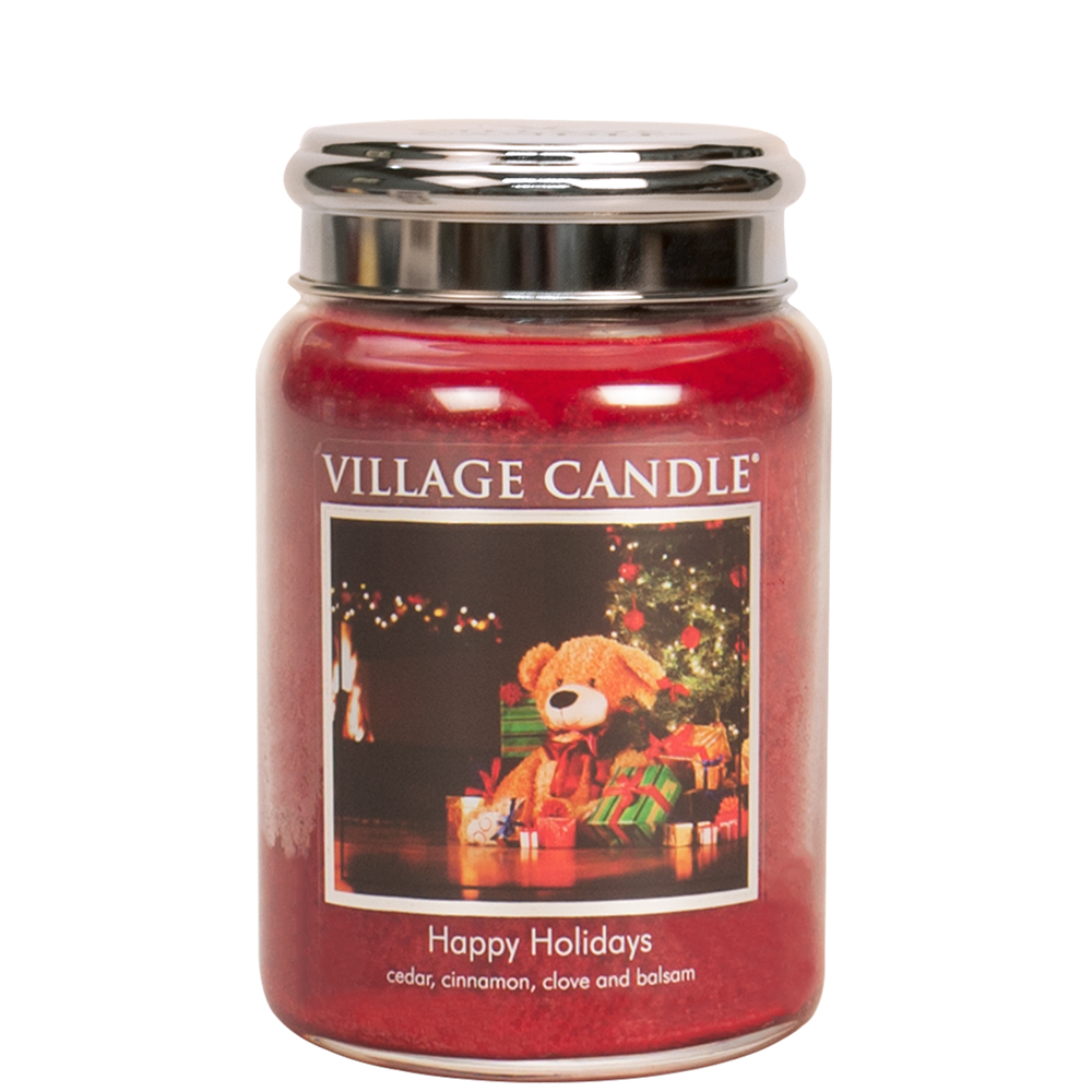 Tradition Jar Large 626 g Happy Holidays
