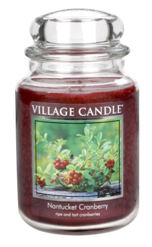 Jar Large 626 g Nantucket Cranberry