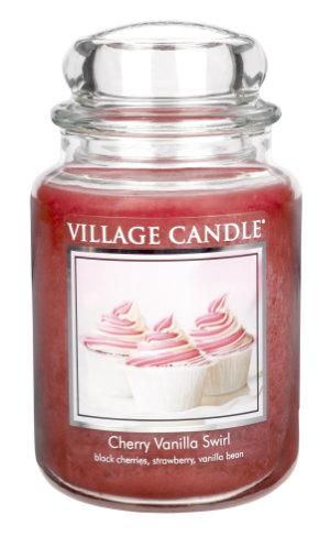Jar Large 626 g Cherry Vanilla Swirl