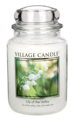 Jar Large 626 g Lily of the Valley