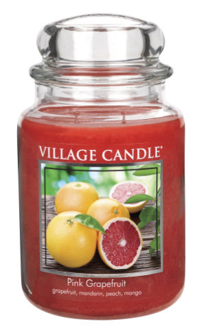 Jar Large 626 g Pink Grapefruit