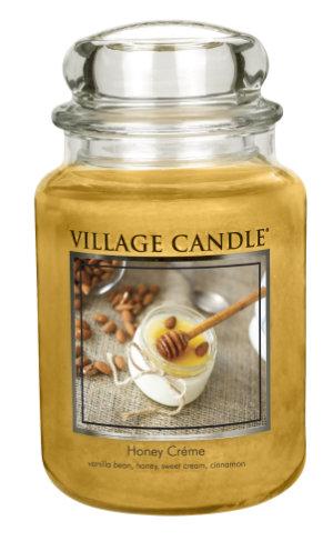 Jar Large 626 g Honey Creme