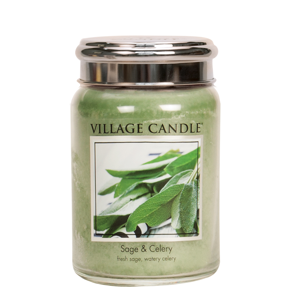 Tradition Jar Large 626 g Sage & Celery
