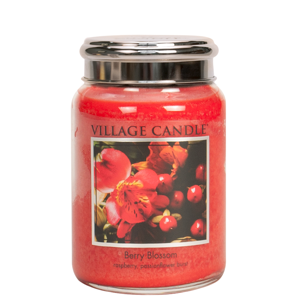 Traditon Jar Large 626 g Berry Blossom