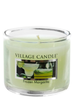 Mini Glass Votive Frozen Margarita