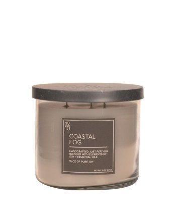 Natural Bowl 3-Wick 425 g Coastal Fog