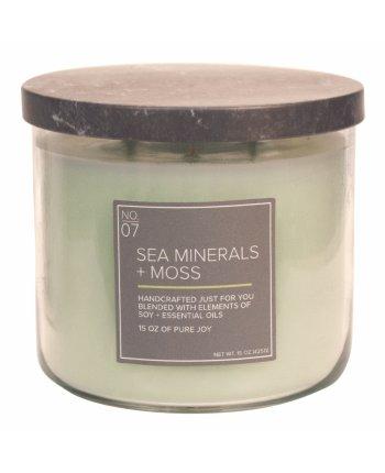 Natural Bowl 3-Wick 425 g Sea Minerals & Moss