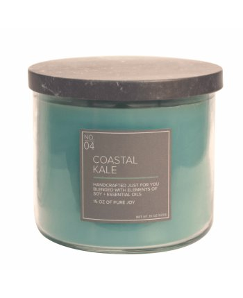Natural Bowl 3-Wick 425 g Coastal Kale