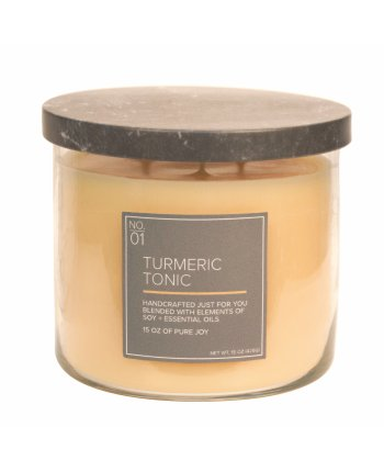 Natural Bowl 3-Wick 425 g Tumeric Tonic