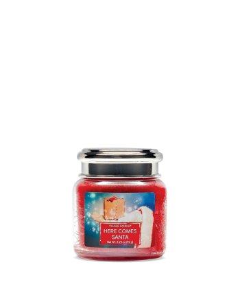 Tradition Jar Silver Petite 92 g  Here Comes Santa