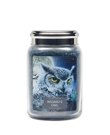 Fantasy Jar Large 602 g Wizard´s Owl