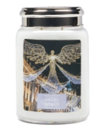 Tradition Jar Large 602 g  Angel Wings
