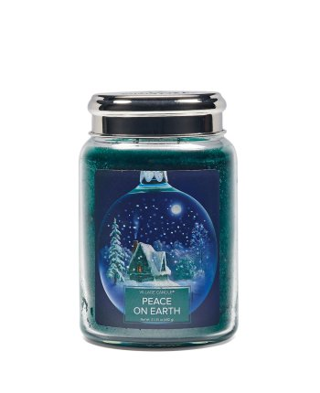 Tradition Jar Large 602 g  Peace on Earth