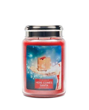 Tradition Jar Large 602 g  Here Comes Santa